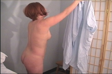 Rectal temperature and suppository for curvy hot woman - 2 part 5